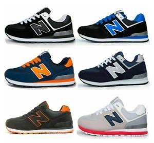 Sneaker Herren Damen New Balance 574 Schuhe Freizeit Sportschuhe EUR 36-EUR 45