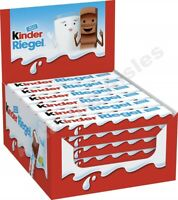 Ferror Kinder Milk Chocolate Box Kids Snack Medium Milky Pack of 36 Bars X 21g