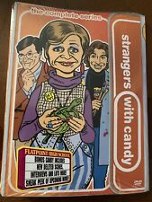 Strangers With Candy - Complete 3 Seasons Series - Box Set Color - New / Seal