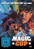MAGIC COP - CHONG,BILLY    DVD NEU