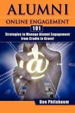 Alumni Online Engagement by Philabaum, Don