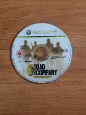 Battlefield: Bad Company Gold Edition pour XBOX 360 * Disque Seulement *