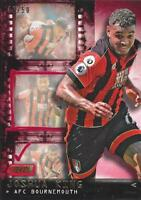 2016-17 Topps Stadium Club Premier League 'Contact Sheet' Red Parallel #'d /50