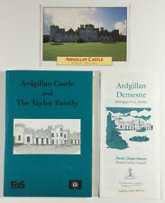 Ardgillan Castle & The Taylor Family, Book, Brochure & Postcard, Dublin Ireland