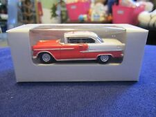 GreenLight 1955 Chevy Nancy's 65th Birthday VERY LIMITED 1 of 36 1:64 S Scale