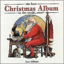 The Best Christmas Album in the World ... Ever! (CD, 2000, Virgin)
