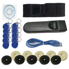LCD Screen RFID Security Watchman Guard Tour Patrol System with 10pc Ccheckpoint