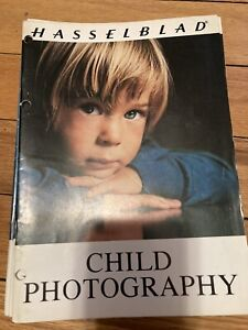 HASSELBLAD CHILD PHOTOGRAPHY GUIDE BROCHURE--from 1976