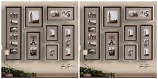 14 Massena Modern Picture Photo Wall Frames Collage Art Uttermost