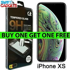 Tempered Glass Screen Protector For Apple iPhone XS - 100% Genuine