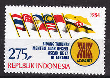 Indonesien 1139 **, Ministertreffen ASEAN Staaten