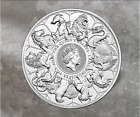2021 - 2 oz .9999 Fine Silver Queen's Beasts Collection Completer Coin IN STOCK!