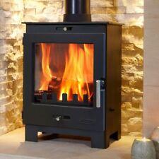 Defra Approved Flavel Arundel 4.9kw Multifuel Wood Burning Stove