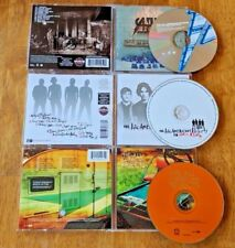 The All-American Rejects CD Lot Move Along Self Titled When The World Comes Down
