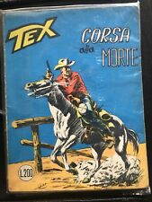 TEX n. 58 prima edizione - L. 200 [DOT]