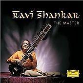 Ravi Shankar - The Master, Ravi Shankar, Audio CD, New, FREE & FAST Delivery
