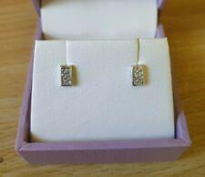 Stud Earrings 0.10ct TW Diamonds