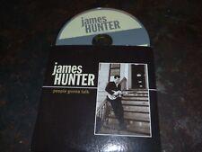 JAMES HUNTER - PEOPLE GONNA TALK !!!!!!!!!!!RARE CD !!!!!