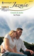 Corazon De Piedra: (Stone Heart) (Spanish Edition)-ExLibrary