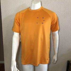 Nike Training Shirt Sportswear Tech Pack Orange BV4441-886 Mens Medium