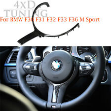M Sport Carbon Fiber Steering Wheel For BMW 3 4 Series F30 F31 F32 F33 F36 Only