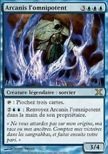 *MRM* ENG Arcanis the Omnipotent - Arcanis l'omnipotent MTG 10th edition