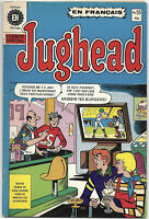 Jughead #55 1977 FN/VF Heritage Comics Free Bag/Board In Francais