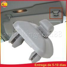 Colgador de visera 8E0857562 Soporte Clip gancho sombra gris para Audi A1 Q3 A4
