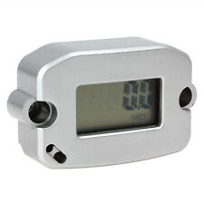 LCD Waterproof Inductive Type Engine RPM Tach / Hour Meter for Motorcycle Boat