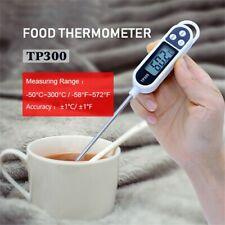 TP300  Digital Thermometer Probe Type For Milk Oil Tea Soup Temperature Tools RC
