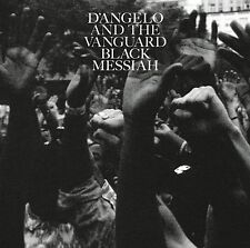 Black Messiah D'Angelo And The Vanguard GATEFOLD Double Vinyl LP,DOWNLOAD SEALED