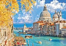 2000Piece Mini Jigsaw Puzzle Venice Santa Maria Della Salute Hobby Decoration