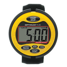 2017 Optimum Time Series 3 Sailing Watch Yellow 315