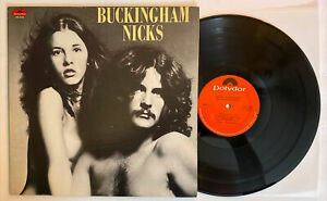 Buckingham Nicks - 1977 US Press PD 5058 (NM-) Ultrasonic Clean