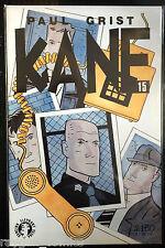 Kane #15 VF+/NM- 1st Print Free UK P&P Dancing Elephant Press Paul Grist