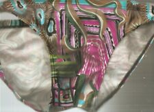 Caballeros-badebose,, multicolor, usado, talla 6. poliamida, - elastán,