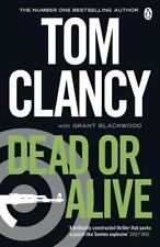 Dead or Alive von Grant Blackwood und Tom Clancy (2011, Taschenbuch)