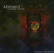 Karl Jenkins - Adiemus 2 / Cantata Mundi  CD  NEU+VERSCHWEISST/SEALED!