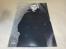 PAUL WELLER - Mini poster Noir & blanc !!!!!!!!!