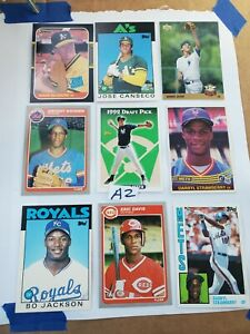 80's and 90's💥ASSORTED ROOKIE CARD LOT!!! NICE!!💥💥