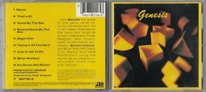 Genesis by Genesis (CD, Atlantic (Label)) 780116-2