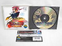 Neo Geo CD SAMURAI SHODOWN 4 with SPINE * Neogeo SNK Japan nc