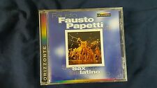 PAPETTI FAUSTO - SAX LATINO. CD