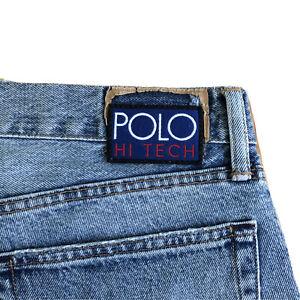 Polo Ralph Lauren Mens Hi Tech Jeans W36 L32 RRP £125