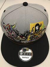 """Tokidoki """"Sake Bomb"""" Men's Snapback Hat (TH1)"""