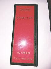 VINTAGE ANNE KLEIN PERFUME FOR WOMEN 1.0 OZ / 30 ML EAU DE PARFUM SPRAY 90% FULL