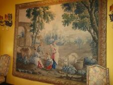 Aubusson Pastoral Tapestry Jean Baptiste Huet XVIII Century