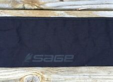 SAGE X One Fly Rod bag / sock 796-4 9.5ft 4pc Saltwater Striped Bass Salmon Xi3