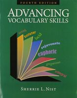 Advancing Vocabulary Skills by Sherrie L. Nist