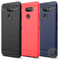 For LG Stylo 5 4 G8X G7 G8 V40 ThinQ K40S K40 K30 Shockproof Soft TPU Case Cover